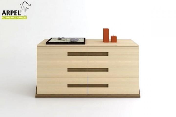 ORIGAMI Kommode, 160/180x90x50 cm