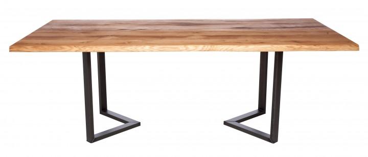 Esstisch esstische massivholztisch eichenholztisch for Esstisch 220x110