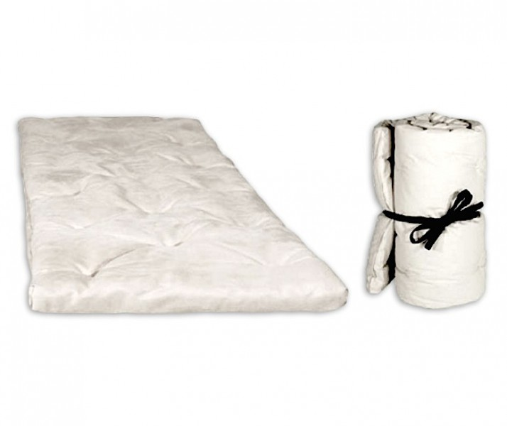 Futon SHIATSU, 100% Baumwolle, 3-lagig (ohne Band)