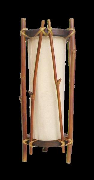 Tischleuchte BAMBOO CAN, 33 cm