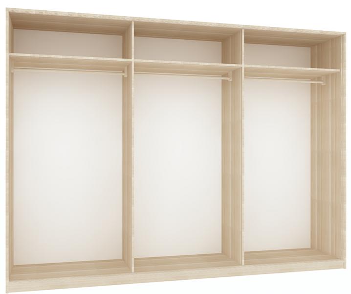 SHOJI-Schrank für Schiebetüren, 300 cm