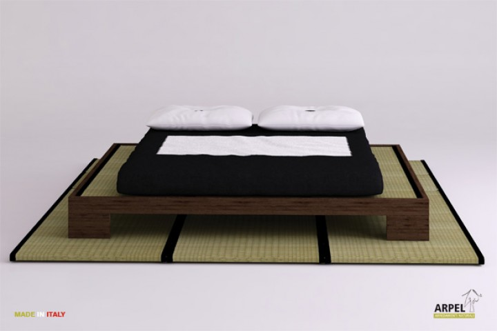 betten set zen inkl lattenrost tatami und futon kokos. Black Bedroom Furniture Sets. Home Design Ideas