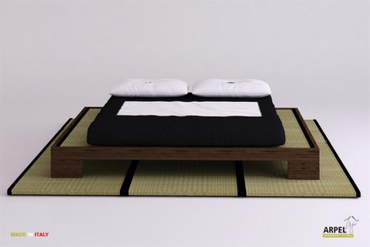 betten set zen inkl lattenrost tatami und futon kokos latex. Black Bedroom Furniture Sets. Home Design Ideas
